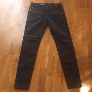 Ag Adriano Goldschmied Jeans - NWOT, AG velvet Farrah skinny jeans in black